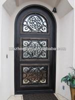 Luxury Wrought Iron Entry Door