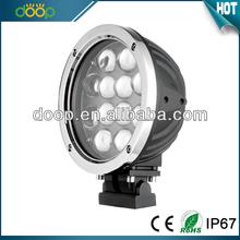 12V 24V Cree car work led light/led driving light led offroad cree 60w forklift led working lights