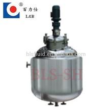 Diesel fuel storage tank jacketed mixing tank