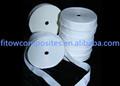 Isolation thermique E - fiber de verre / fiber de verre bande de tissu pour les équipements industriels / construction / navires