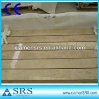Polished Jura Beige Limestone tile