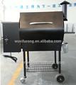 palette grillé barbecue en bois-réunion complète-fabriquer votre propre palette grillé/fumeur