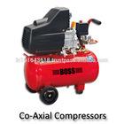 Portable Co-axial compressor