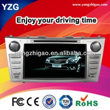high quality 8 inch Toyota camry auto radio gps car dvd