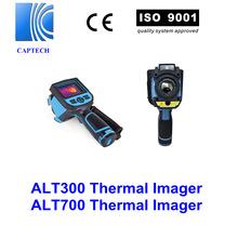 Certificado por la ce, cámara termográfica alt700 384x288 con resolución