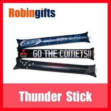 PE Thunder Customer Promotional Noisemaker Cheering Spirit Stick