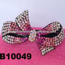 wholesale new design fashion bow hair clip