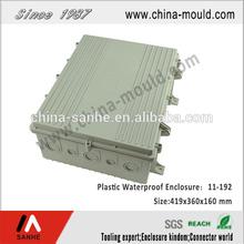 IP65 PC plastic waterproof enclosures