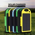 Waterproof 5000mAh Smartphone Solar Charger Case Manufacturer/Private Label