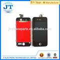 Original de alta calidad original de pasar la pantalla lcd para el iphone 4, lcd para el iphone 4, para iphone 4 lcd
