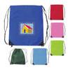 Customized nylon drawstring bags