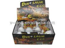 ovo de dinossauro de brinquedo slime
