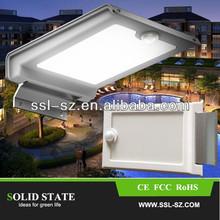 Hot new products for 2014 motion sensor led solar light