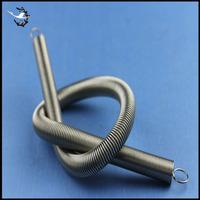 Custom tube tension springs