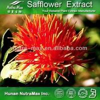 Natural Carthamus Color Powder Safflower yellow carthamus Extract , Safflower Extract