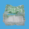 baby diapers with composite membrane + 3 d best + blue chips