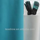 waterproof polyester golf glove/gloves fabric manufacturer