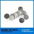 Imanes de disco de neodimio N35 N45 N40 N42 N38 N48