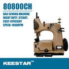 Keestar 80800CH heavy duty chain stitch sack bag sewing machine