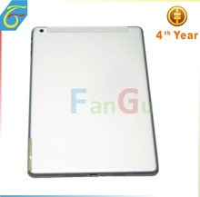 plastic cover for ipad air 5, silver back cover for ipad air 5