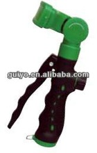 Fan Spray 180 Degree Free Angle Metal Trigger Nozzle
