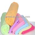 super macio tecido de microfibra toalha