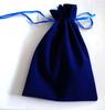 personalized velvet hair packaging bag