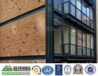 Prefab steel structure apartment