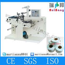 Blank Label Die Cutter Slitting Machine FQ-320Y