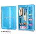 O último quarto folding roupeiro tecido/armário organizador/organizador