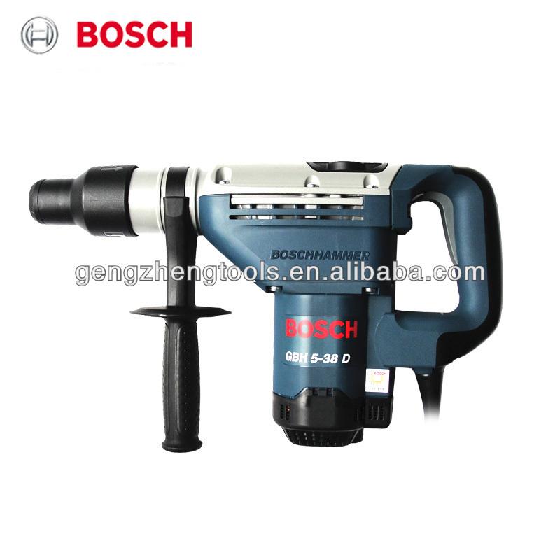 Original BOSCH Electric Hammer Drill GBH 5-38 D 1050W