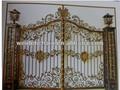 china decorativos puerta de diseño de puertas de hierro forjado