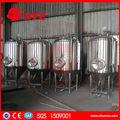 1000l vendas quentes cônico de aço inoxidável poço de visita superior ou fermentador tanque de fermentação