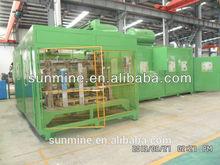 multi-station vacuum thermoforming machine