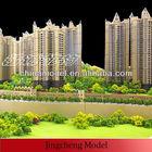 Residential building plans model / customed building model