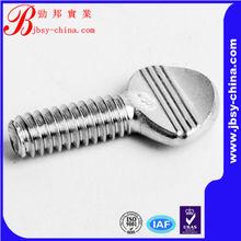 stainless steel spade head thumb screw