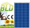 China Ten years warranty high performance solar panel 100w-300w