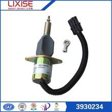 3930234 komatsu pc350-7 flameout stop solenoid valve 24v