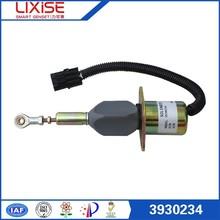 electrical stop solenoid 3930234 fuel shut off valve