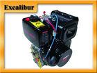 10hp air cooled diesel engine 186fa