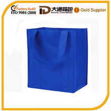 Cheap wholesale 100% recyclable shopping bags non woven