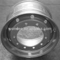 1 1. 75*2 2. 5 10 furo tubeless roda de aço aro