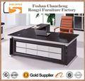 2014 nuevo diseño de madera combinación moderna barato ejecutivo modern ejecutivo de escritorio muebles de oficina de lujo
