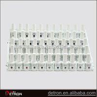 Elegant customized acrylic nails display stand