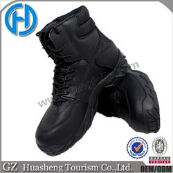 split leather waterproofing military boot rain boot sale