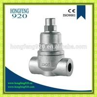 Temperature Adjustable automatic Bimetallic Steam Trap Valve HONGFENG920--TB11