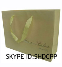 fashionable shanghai alibaba china paper bags production