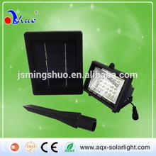 solar flood lights with panel