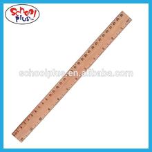 30cm straight wooden ruler best for school
