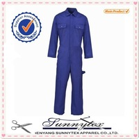 Sunnytex Two Pieces Workwear Best Selling Mens Cheap Work Uniforms